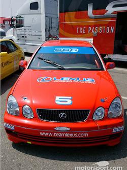 Team Lexus GrandAm Cup #5