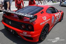 #33 Scuderia Ferrari of Washington Ferrari 360GT
