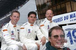 #19 Automotive Durango Durango MG: Sylvain Boulay, Michele Rugolo, Jean-Bernard Bouvet