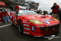 #99 XL Racing Ferrari 550 Maranello