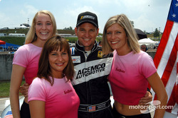 Road Atlanta girls with Shane Lewis