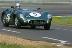 #5 Aston Martin DBR1: Ulrich Bez