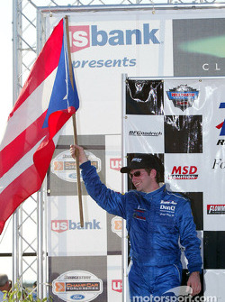 Podium: Jorge Diaz Jr.