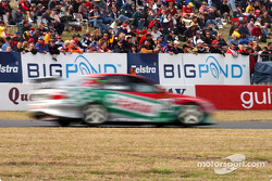 Telecommunications giant Testra Big Pond join the V8 Supercar series