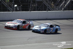Sterling Marlin and Jimmy Spencer