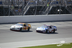 Johnny Sauter and Kyle Petty