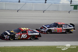 Greg Biffle and Kevin Harvick