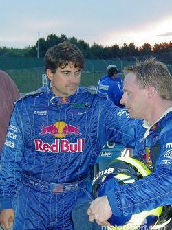 Mike Borkowski and David Donohue