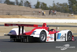 #27 Doran Lista Racing Dallara MG: Bill Auberlen, Didier Theys