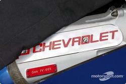 The new Chevrolet Gen IV engine