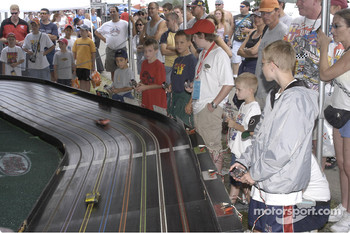 Slotcars, NASCAR training ground