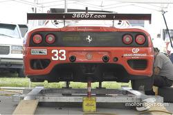 #33 Scuderia Ferrari-360GT