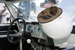Trans-Am cockpit