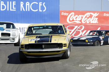 #61 1970 Boss 302 Mustang