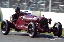 #31 1932 Alfa Romeo Monza, owned by Peter Giddings