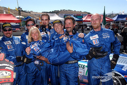 Crew of the #71 Carsport America Dodge Viper GTS-R