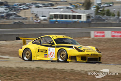 #61 P.K. Sport Porsche 911 GT3 RS: Vic Rice, David Warnock