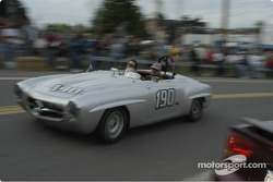 #190 1955 Mercedes 190SL