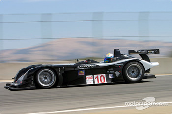 #10 JML Team Panoz Panoz LMP01 EPP: Olivier Beretta, Gunnar Jeannette