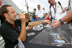 Autograph session: Marco Werner