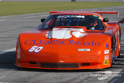 #50 Team Amick Motorsports Corvette: David Amick, Lyndon Amick