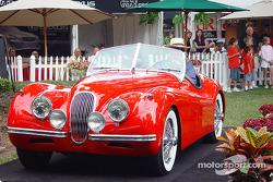 Jaguar Vintage 1954 XK 12 SE