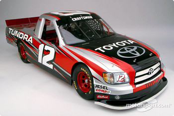 Toyota Tundra NASCAR Craftsman Series Truck