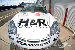 #6 Porsche Zentrum Rhein-Oberberg Jürgen Alzen Motorsport Porsche 996 GT3 S Cup