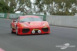 #48 PHR Scuderia Pty Ltd Ferrari 360 GT: David Brabham, Klaus Engelhorn, Andrea Montermini, Philipp Peter