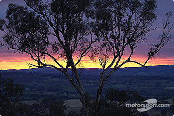 Mount Panorama scenery