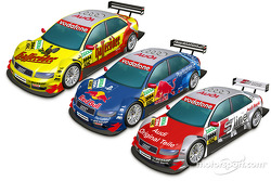 Audi returns to DTM with works entry: Audi A4 DTM design study
