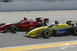 Albert Unser and Scott Poirier