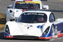 #6 Michael Shank Racing Lexus Doran: Brent Martini, Cort Wagner, Mike Newton