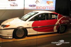 Saturn 4 cyl. Speed Record Car