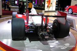 Toyota powered IRL