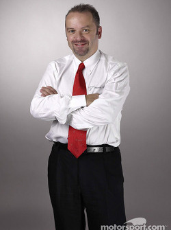 Mike Gascoyne, Technical Director Chassis