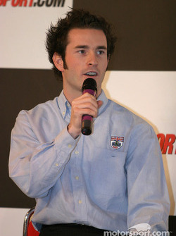 Danny Watts interview on Autosport Stage