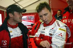 Hervé Panizzi and Gilles Panizzi