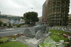 Ste-Dévote corner on the Monaco Grand Prix circuit