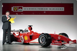 Ross Brawn talks about the new Ferrari F2004