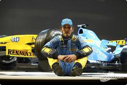 Test driver Franck Montagny