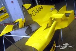 EJ14 engine cover