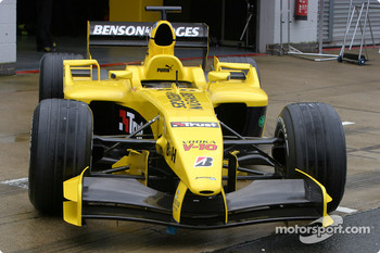 The new Jordan EJ14