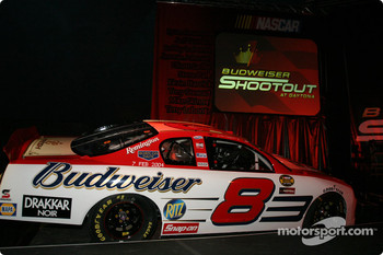 Dale Earnhardt Jr.'s car