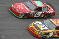 Jeremy Mayfield and Scott Wimmer