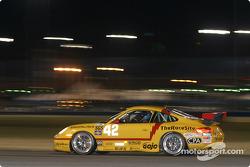 #42 Orison-Planet Earth Motorsports Porsche GT3 Cup: Joe Nonnamaker, Will Nonnamaker, Charlie Menard, Paul Menard, Wayne Nonnamaker