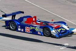 #33 Intersport Racing Riley & Scott MKIII C/Elan: Michael Durand, Chad Block, Georges Forgeois