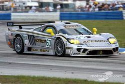 #63 ACEMCO Motorsports Saleen S7R: Terry Borcheller, Johnny Mowlem, David Brabham