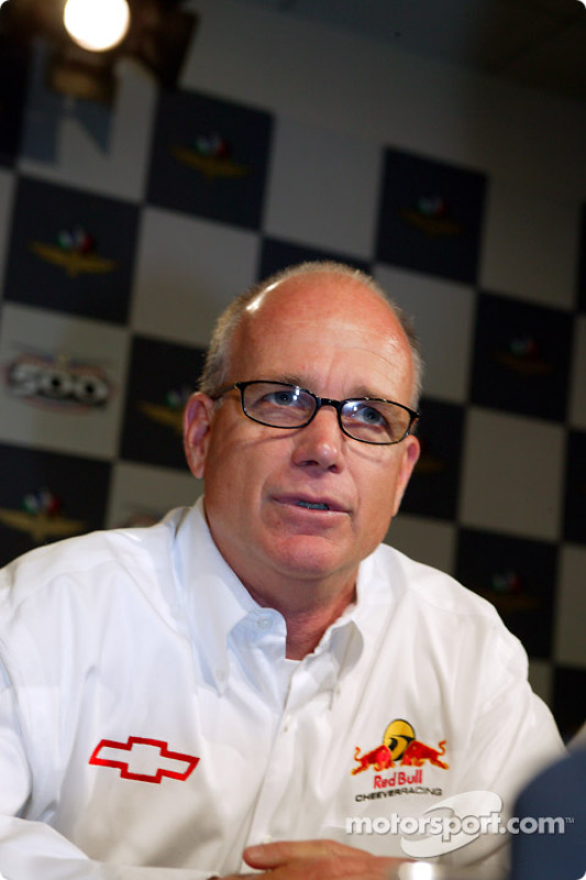 Red Bull Cheever Racing's Max Jones