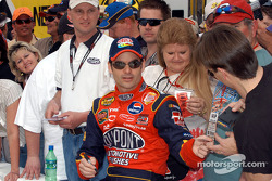 Superstar Jeff Gordon